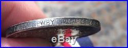 WW1 1916 MM Group Of 4 Military Medal London Gazette Jan 1917 121 HY BY RGA