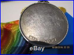 WW1 Australian Trio 30Bn AIF with Silver Sport medal/Football