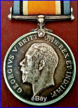 WW1 BRITISH WAR MEDAL 1914-1918 Awarded to SPR. F. GOWTHORPE. R. E