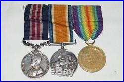 WW1 British BEF Tank Corps MM Military Medal Group 76986 Pte W Phipps RARE