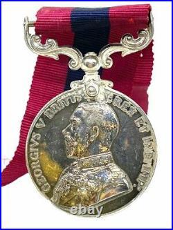 WW1 Canadian CEF DCM Distinguished Conduct Medal 45578 Pte G Kirkham 1st CMGB