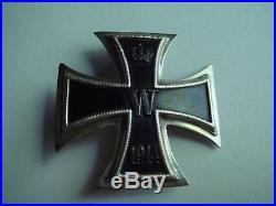 WW1 German Ek1 first class iron cross medal