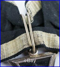 WW1 German Imperial 1914 grand iron cross badge pin medal WW2 order Knight Godet