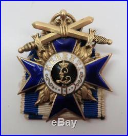 WW1 German Imperial badge WWII iron cross military of Bavarian Merit medal Order