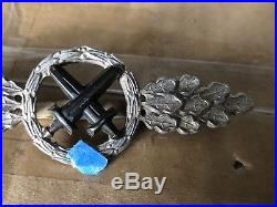 WW1 German Luftwaffe Fighter and Recon Clasp, Medal, Badge, Pin, Lot