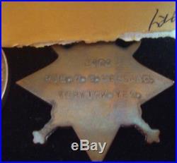 WW1 MEDALS 1914/15 STAR TRIO 2404 Pte W S HENSHAW WARWICKSHIRE YEO DIARY PHOTO