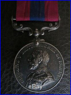 WW1 MESOPOTAMIA RELIEF OF KUT 1916 DCM MEDAL 1st MANCHESTER DUJAILAH REDOUBT