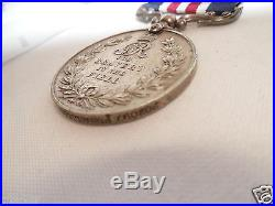 WW1 Medal Group Militry Medal 202097 Pte A. D. COOK 1st Northumberland Fus