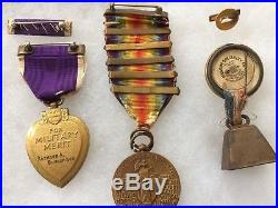 WW1 Named & Numbered Medal Group