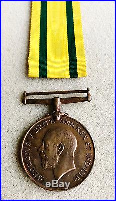WW1 Victory Medal RA