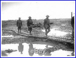WW1 duck trench board found in barn relic original (SRD medal Victory BWM)