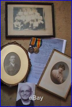 WW1 medals Army chaplain