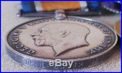 WW1 medals & The Territorial Efficiency Medal & Territorial War Medal