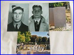 WW2 Australian RAAF group of 5 medals. KIA 1944. 467 Sqd. Air Crew Europe star