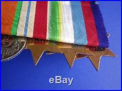 WW2 Australian RAAF medal group. St John medals + wifes medals. 48 Sqd. Coastal