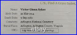 WW2 B17 Gunner Distinguished Flying Cross Air Medal Named 10 medals GROUP! 8th