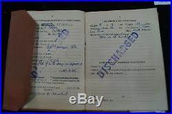 WW2 British Dunkirk Veteran Medal And Paybook Grouping Named 2575244 Sjt Nichol