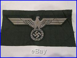WW2 GERMAN MEDALS ARM BAND PINS PATCH lot 7 pieces