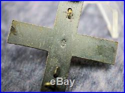 WW2 German pin Baltic war cross badge medal Wehrmacht WW1 US Army soldier estate