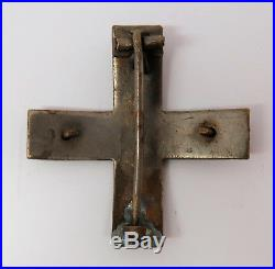 WW2 German pin Baltic war cross badge medal Wehrmacht WWI US Army soldier estate