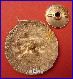 WW2 Soviet Mongolia Khalkhin Gol Badge Medal 1939 Russian Battle vs Japan MINT