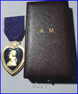 WW2 US medal The Bravery of Army Nurse Annie G. Fox at Pearl Harbor