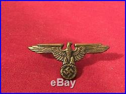 WW2 WWII Scull and Egale Badge Medal