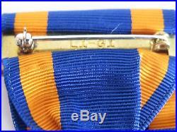WW2 WWII World War 2 Air Medal US Air Corps Full Set Box