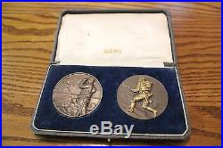 WWII WW2 China/Japanese Incident Commemorative Medals