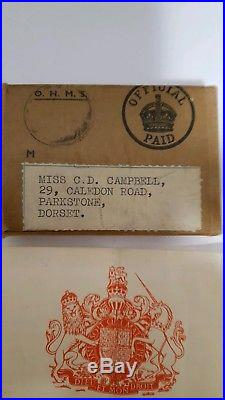 WW 2 medals WRAF