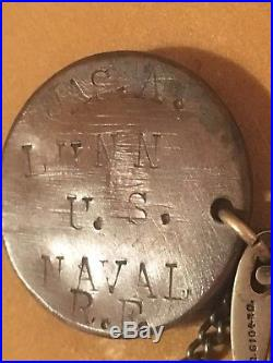 War WW1 WWI NAMED US Navy Naval Naval Military Medal Grouping Victory Medal Lot
