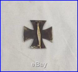 World War One German Medals Iron Cross 1st Class Air Force Pilot Badge