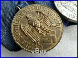 Ww11 Original German medal bar
