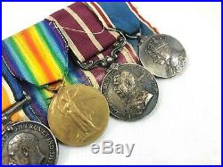police - World War Medals