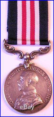 Ww1 Military Medal Mm, Pte Norburn 1/5th Loyal North Lancs, Bravery In The Field