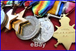 Ww1 & Ww2 British Army & Royal Navy Reserve Set Of 8 Medals & Research Paperwork