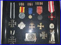 Ww1 german medals