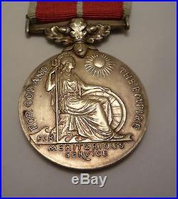 Ww2 / British Empire Medal Territorial Group Of 6 Rasc / Rapc
