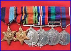 Ww2 Cbe Medal Group Brigadier Adams Royal Artillery Delveloper Rocket Technology