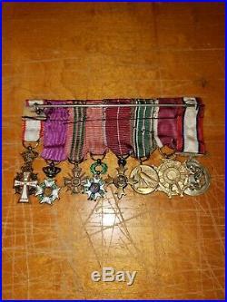 Ww2 Generals Mini medals