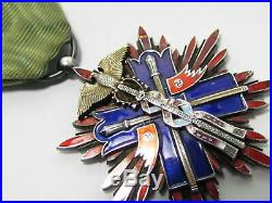 Ww2 Japanese Golden Kite Medal 5th Class Badge Army Navy Wwii Japan Order War