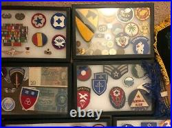 Ww2 Militaria/Memorabilia, 506, Patches, Medals, Hat, Sweetheart, Bullets, Ect