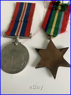 Ww2 medal group